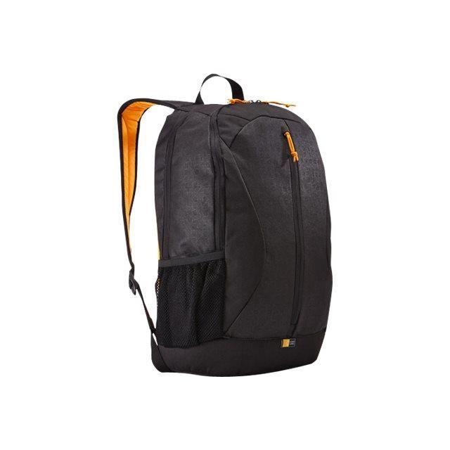 "Sac à dos 15,6'' - Case Logic Ibira Backpack 15.6"" - IBIR-115 BLACK"