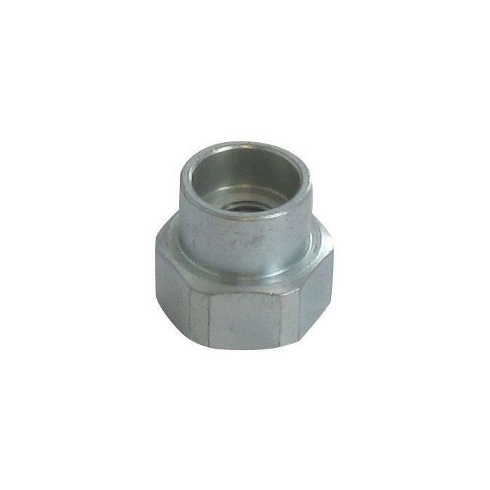 Adaptateur TECOMEC M10 x 1,25 FG pour notre tête fil nylon 160-2823