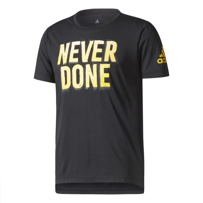 T-shirt adidas Never Done
