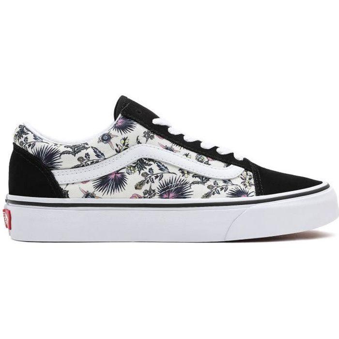 Vans Old Skool Paradise Floral VN0A3WKT4QG - Chaussure pour Femme