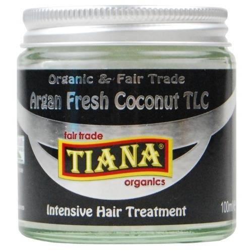 Tiana Argan noix de coco fraîche TLC biologique et du commerce équitable intensif Hai