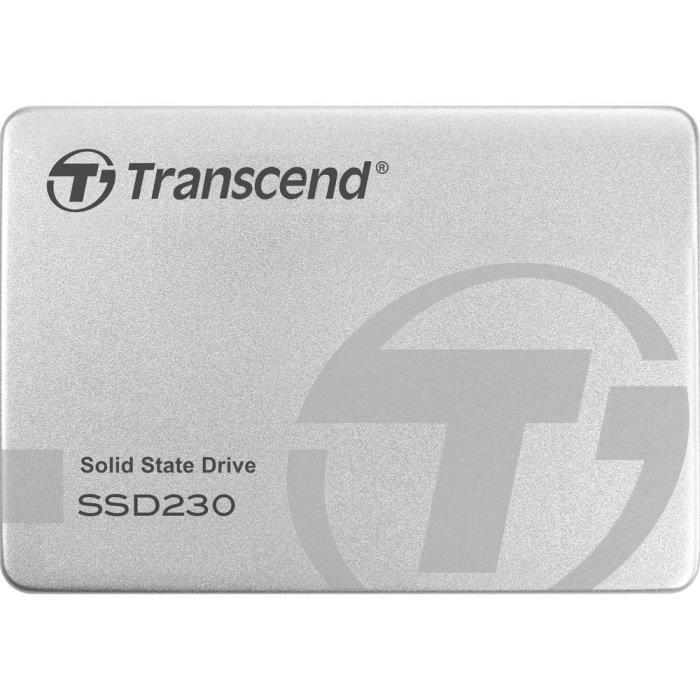 TRANSCEND Disque SSD SSD230 - 1 To - Interne - 2.5- - SATA 6Gb/s
