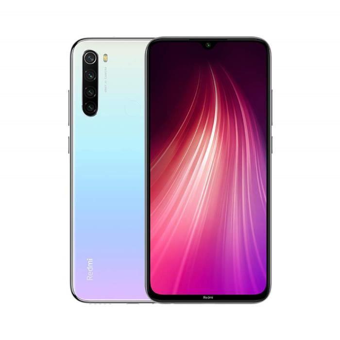 Xiaomi Redmi Note 8 Smartphone 4GB 64GB Mobilephone6.3-Plein ÉcranProcesseur Snapdragon 665 Octa CoreCharge Rapide de 4000mahQuad