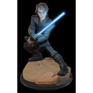 FIGURINE DE JEU Figurine Ligth-Up  Anakin Skywalker Disney Infinit
