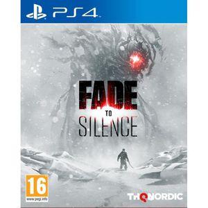 JEU PS4 Fade To Silence Jeu PS4