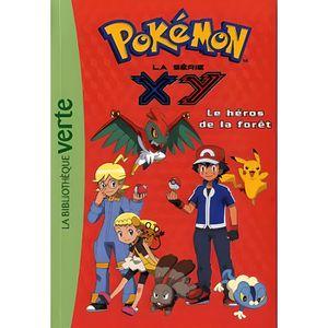 Livre 9 -12 ANS Pokémon : la série XY Tome 19
