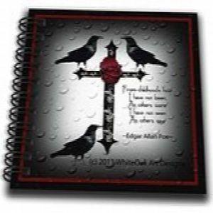 LIVRE PHOTOGRAPHIE Et Photographie Art - Une croix gothique noire ave