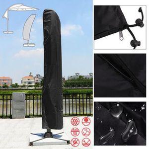 HOUSSE MEUBLE JARDIN  Housse de Protection de Parasol, Housse parasol de