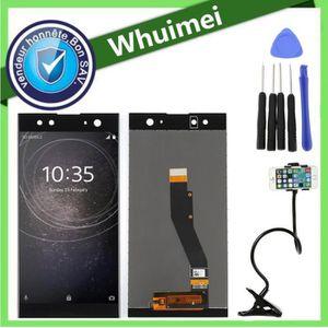ECRAN DE TÉLÉPHONE Noir Tactile Vitre + Écran LCD avec un kit d'outil