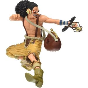 FIGURINE - PERSONNAGE Figurine Banpresto One Piece - King of Artist: Uso