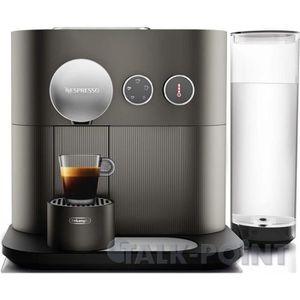 COMBINÉ EXPRESSO CAFETIÈRE DeLonghi anthracite - gris machine à café Nespress