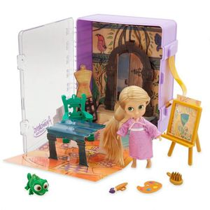 POUPÉE DISNEY Collection Animateurs Raiponce Mini Doll Pl