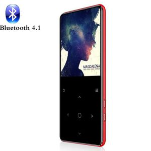 LECTEUR MP3 FULOZO® 16Go Lecteur MP3 Bluetooth MP4 Players Bal