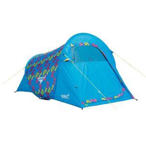 TENTE DE CAMPING Tente Quick Pitch Ss Compact Festival Gelert - …