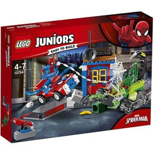 ASSEMBLAGE CONSTRUCTION LEGO® Juniors SpiderMan 10754 Spider-Man contre Sc