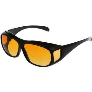 LUNETTES LUMIERE BLEUE Lunettes sur-lunettes conduite de nuit - Vision no