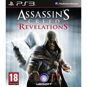 JEU PS3 Assassin's Creed : revelations [import allemand]