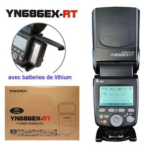 FLASH YONGNUO YN686EX-RT HSS 1 / 8000s sans fil Speedlit
