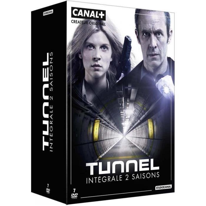 DVD Tunnel - Saisons 1 à 2
