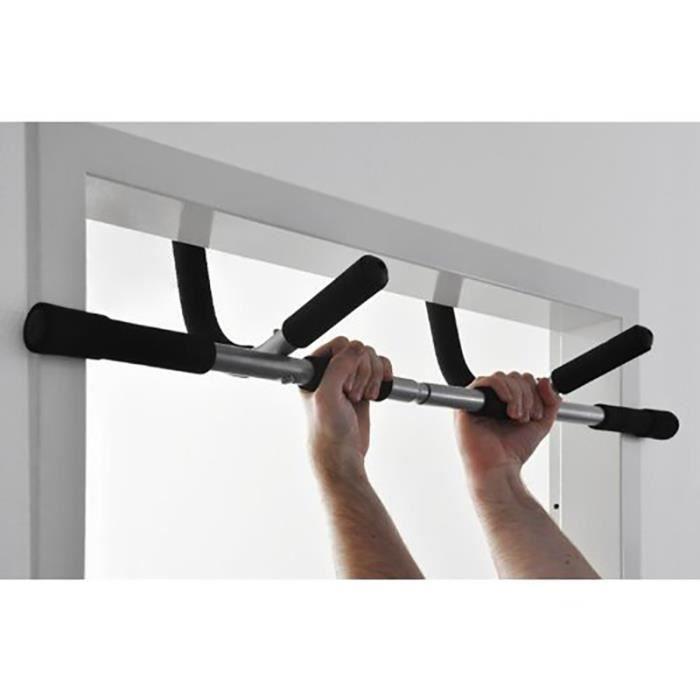Barre de Traction Multifonctions – Barre de Porte - Pull up Bar – Chin up Bar – Barre de Musculation Haut du Corps