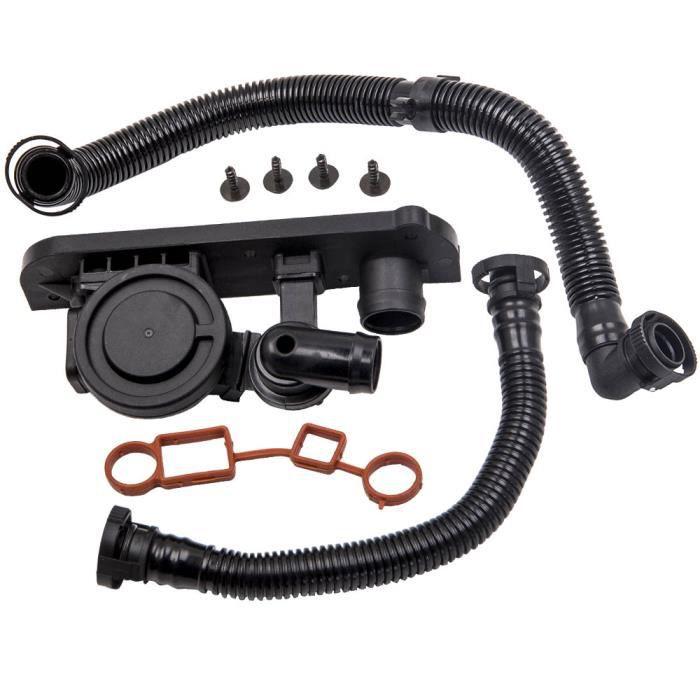 4x PCV Crankcase Vent Valve Hose pour Audi A3 A4 TT for VW GTI Jetta Passat 2.0