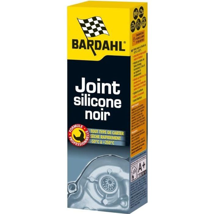 Joint silicone noir BARDHAL 2004875