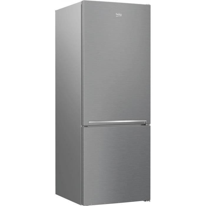Réfrigérateur Combiné Inversé Beko Brcne 50140 Zxbn
