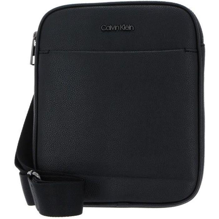 Calvin Klein Flatpack CK Black [131750] - sac à épaule bandoulière sacoche