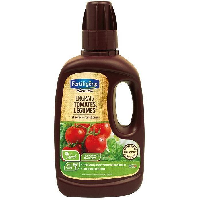 FERTILIGENE - Engrais tomates légumes 400ml