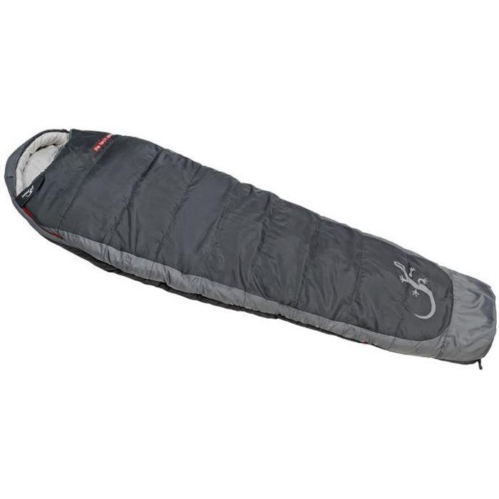 LITE TECH 450 XL - Sac de couchage -27°C. ext.Zip Droit - sac pour grand froid - 3 à 4 saisons