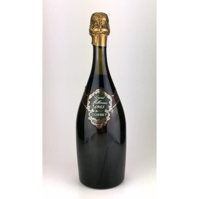 1985 - Champagne Gosset Grand Millésime (Bouteille 02)