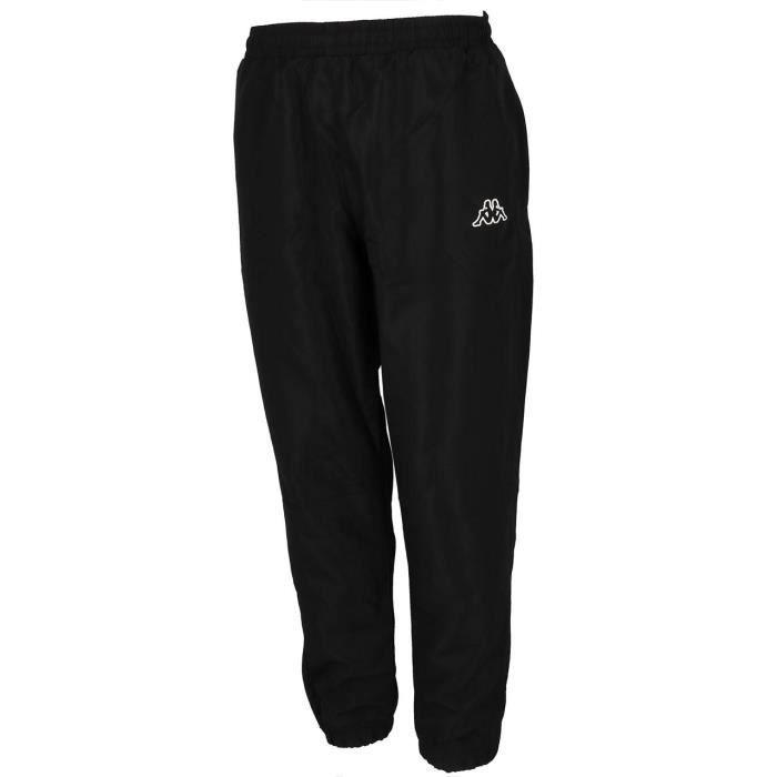 Pantalon de survêtement Krismano noir pant - Kappa