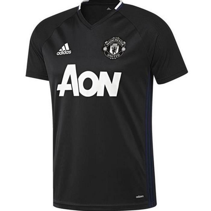 Maillot Officiel Homme Adidas Adizero Pré Match Homme Manchester United Saison 2017-2018