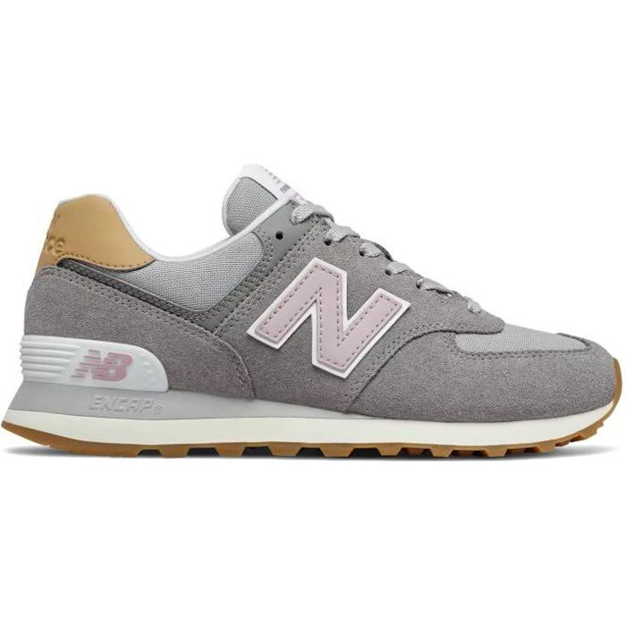 New Balance WL 574 WL574NA2 - Chaussure pour Femme Gris
