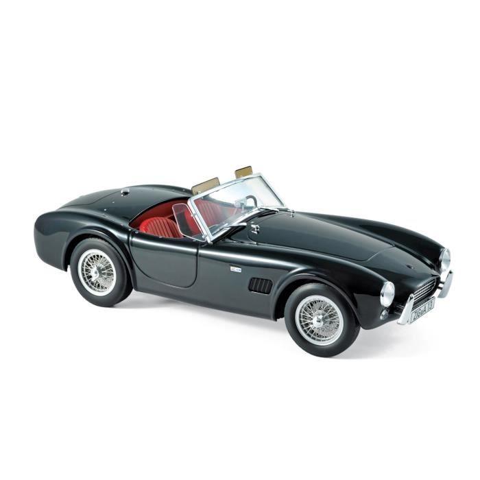 NOREV AC Cobra 289 1963 - Noir