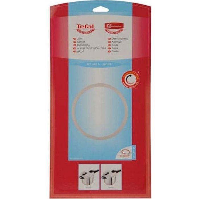 Joint secure 6-7-8 litres pour Autocuiseur Tefal - 3665392125754