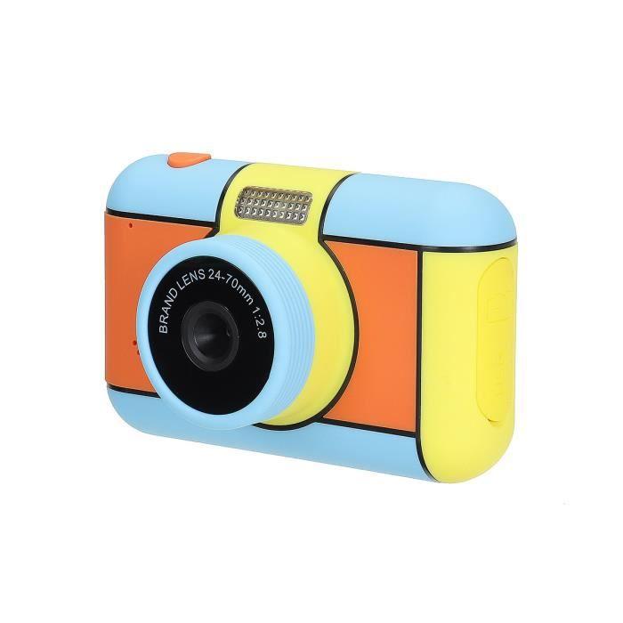 Appareil Photo Enfants 1080P HD Caméra Vidéo Jouet Anniversaire Cadeaux