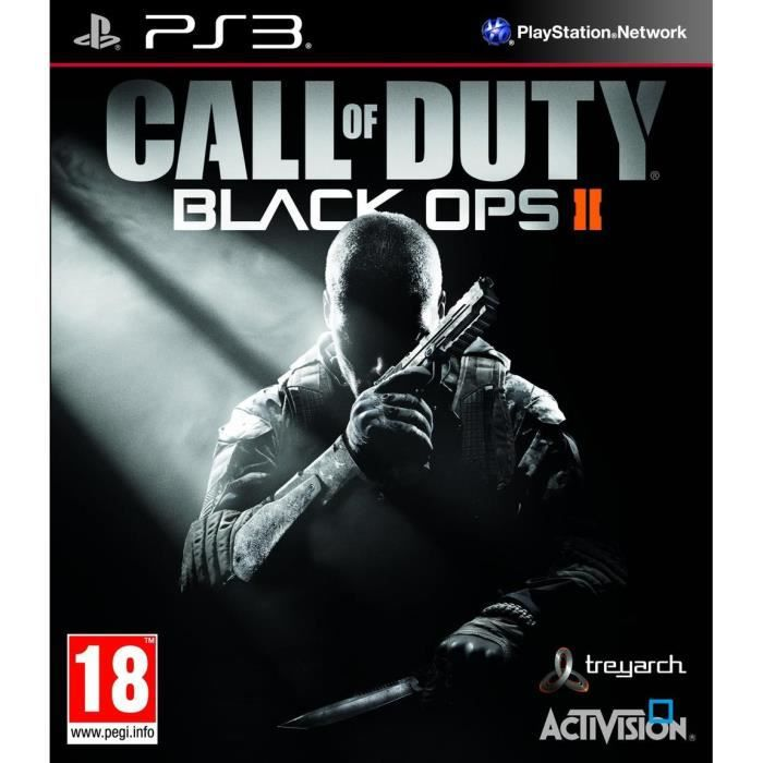 JEU PS3 Call of Duty : Black Ops 2 [import allemand]