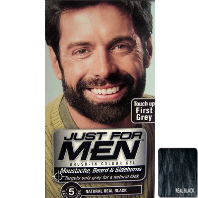 coloration barbe just for men - Coloration Barbe Homme