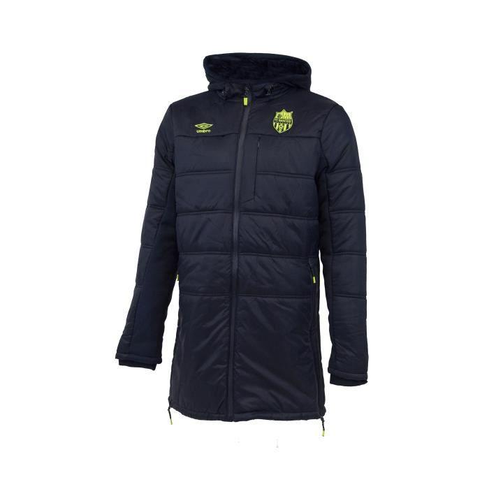 pick up good quality many styles Doudoune FC Nantes Noir - Prix pas cher - Cdiscount