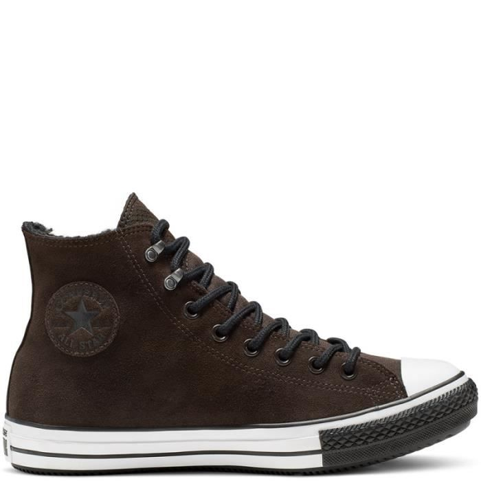 converse all star marron