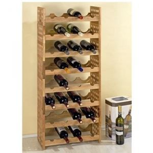 etagere a bouteille de vin. Black Bedroom Furniture Sets. Home Design Ideas