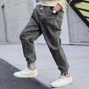 3 Jeans Pour Garçons Cool Boy Fashion Pantalon la bande élastique Pantalons enfants taille 98-158