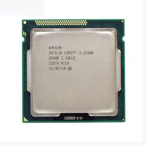 PROCESSEUR Intel i5 2500 K Quad-Core 3.3 GHz LGA 1155 Process