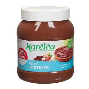 PÂTE À TARTINER LEA NATURE Karéléa Pâte à Tartiner Noisette Cacao