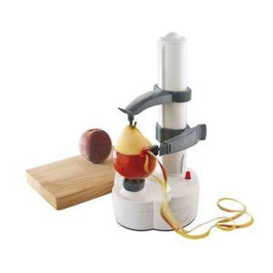 EPLUCHEUR ÉLECTRIQUE Epluche fruits & légumes électrique