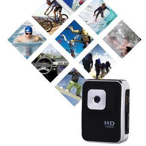 CAMÉRA SPORT QX Mini Full HD 1080P Sport DV action Camera DVR C