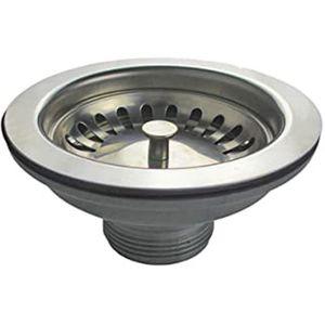 /évier avec bonde de vidage CORNAT T352504 1,5 mm x 45 mm x 85 mm-Diam/ètre