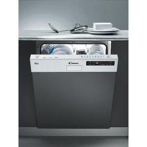 LAVE-VAISSELLE CANDY CDS2D35W - Lave vaisselle encastrable - 13 c