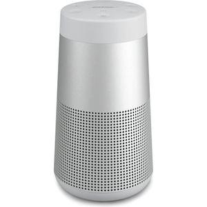 COQUE ENCEINTE PORTABLE Bose SoundLink Revolve Enceinte Bluetooth - Argent